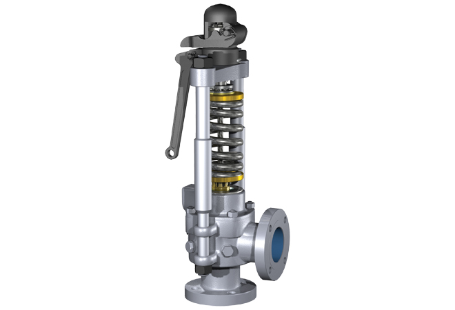 Consolidated Safety Valves Allied Valve Inc