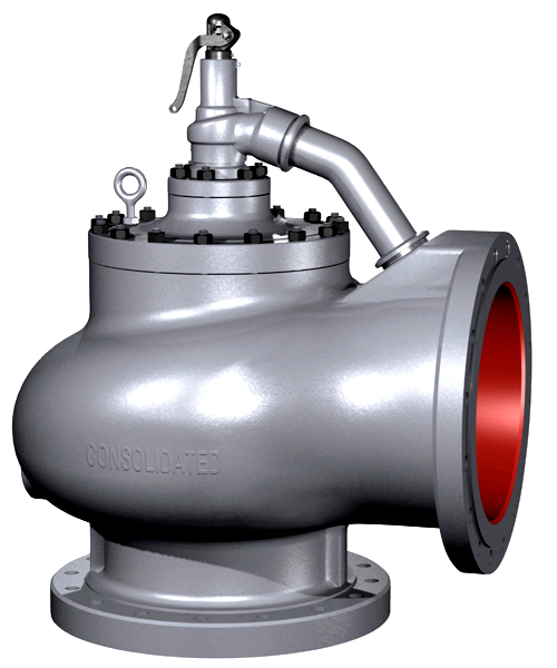 VAN AN TOÀN CONSOLIDATED 13900 SERIES PILOT-OPERATED, CONSOLIDATED 13900 SERIES PILOT-OPERATED SAFETY RELIEF VALVE