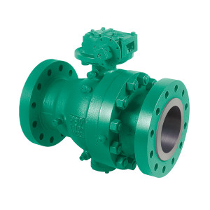 PBV Two-Piece Flanged Trunnion Supported Ball Valves