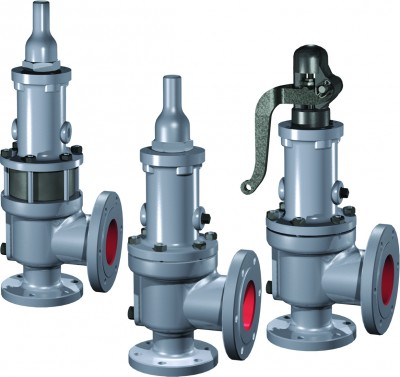 VAN AN TOÀN CONSOLIDATED 1900/1900 DM SERIES SAFETY RELIEF VALVES WITH THE EDUCTOR TUBE ADVANTAGE