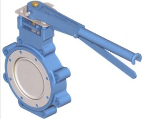 Photo of cqmeron-WKM-HP-Butterfly-Valve